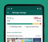 WhatsApp Storan