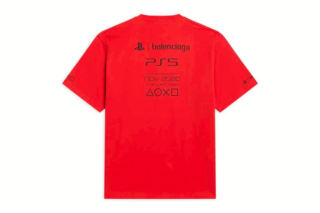 Balenciaga PS5